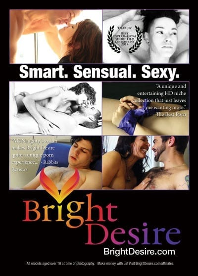 BrightDesire – Porn for Smart People. Thank God.
