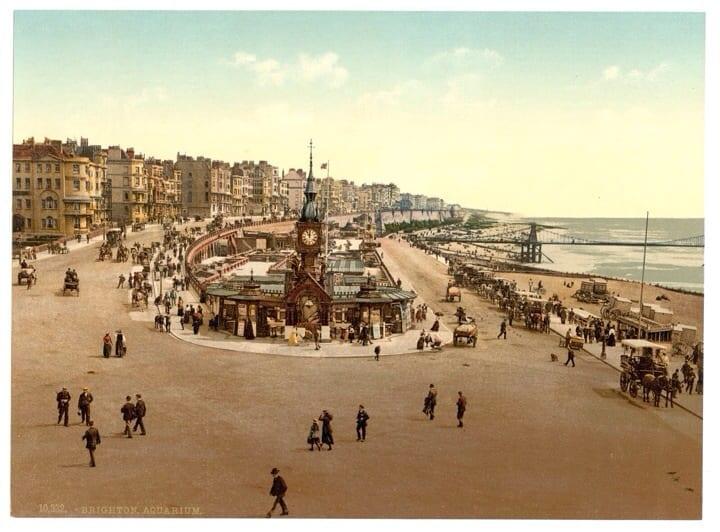 BANGING BERLIN goes to Brighton