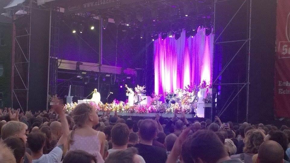 We Like It A Lot – Faith No More live in Zitadelle Spandau
