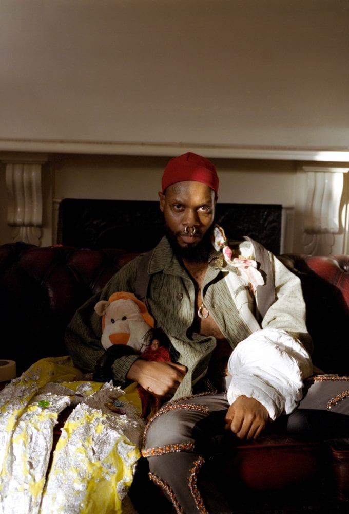 Serpentwithfeet is about to hit Berlin with his ethereal and dark gospel and we just can't wait