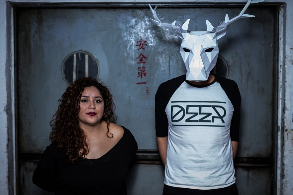 Video Premiere: Deer – In The Shadows (THOT remix)