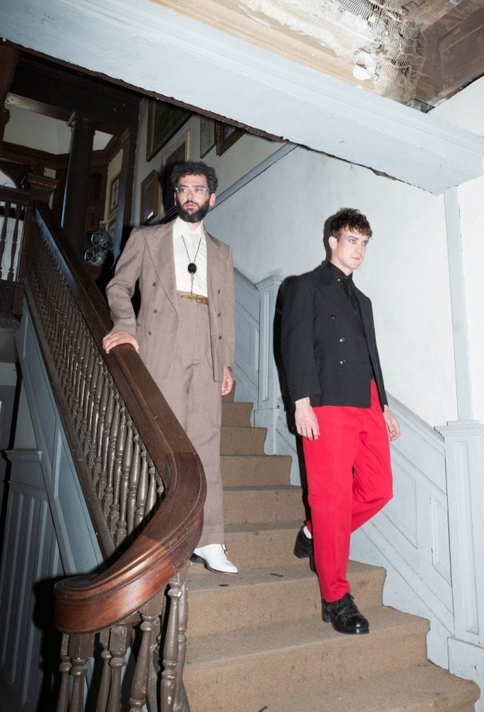Indietronic, spectacular duo MGMT will be performing in Berlin this Sunday
