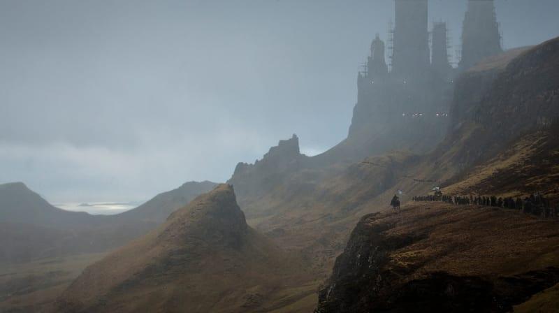 Unseen Westeros Harrenhal by Sven Sauer review indieberlin