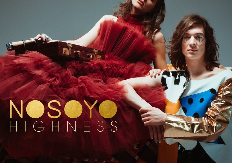 Nosoyo is back with new label and brand new single Highness