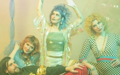 Ridin' the Wave: Tacocat coming to Marie-Antoinette