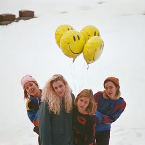 Chastity Belt tackle self-doubt and brain fog at Frannz-Club