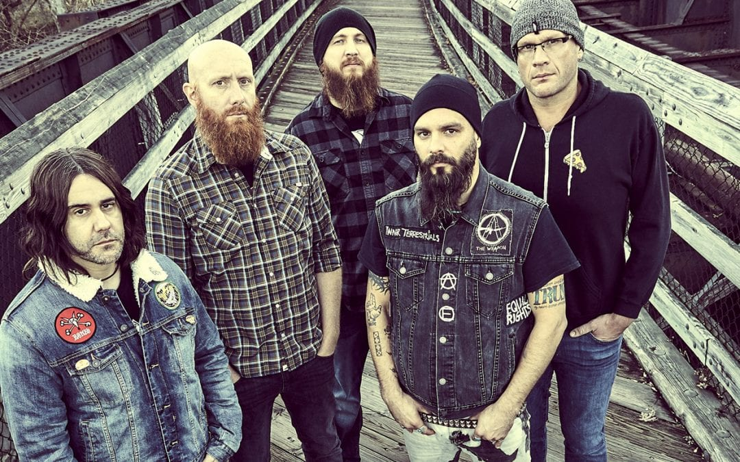 In interview: Justin Foley of Killswitch Engage