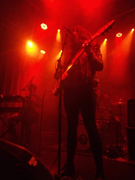 Review: Lightning Dust at the PrivatClub