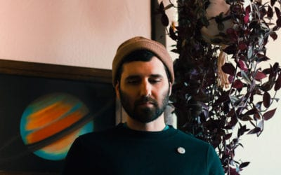 World Premiere: Strange Pilgrim and Staring at the Sky: psychedelics and warm summer evenings