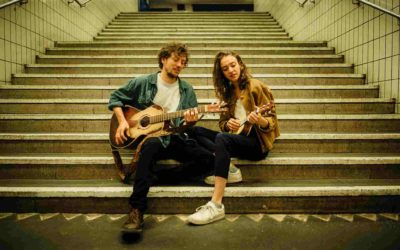 """""""Searching for something just trying to be free"""": Interview with Scott & Lila"""
