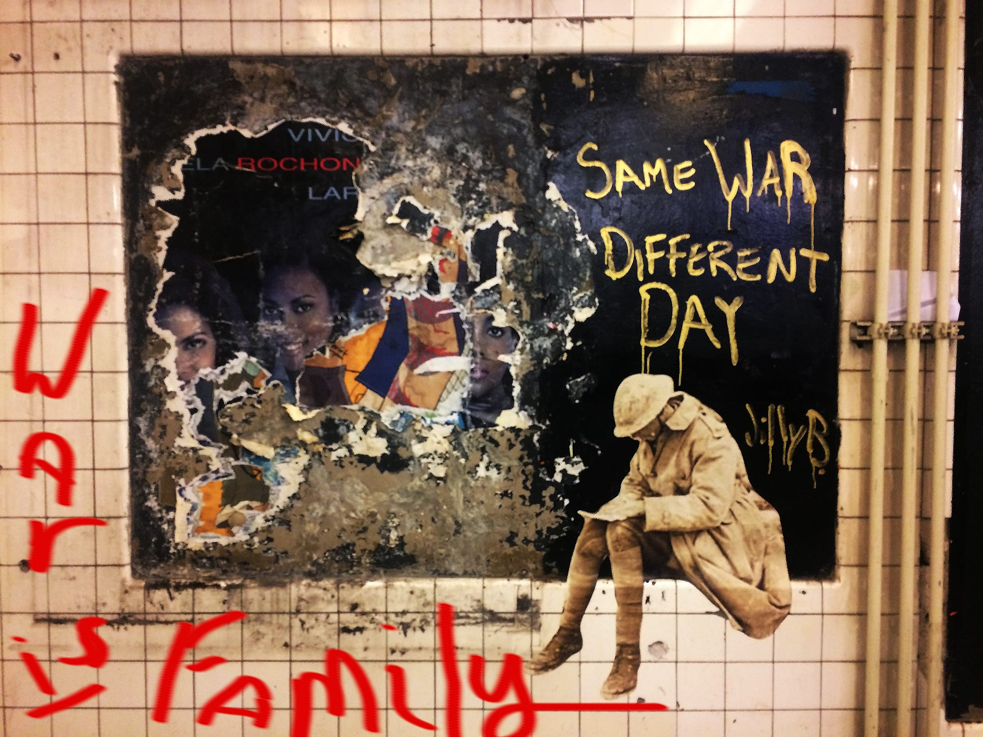 War Is Family: Cold War threats and repercussions in a very personal performance by Konrad Kinard