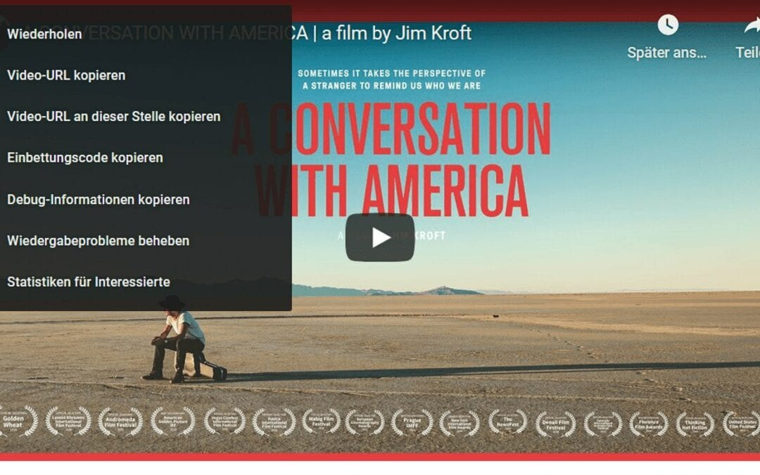 A Conversation with America: If not today then when