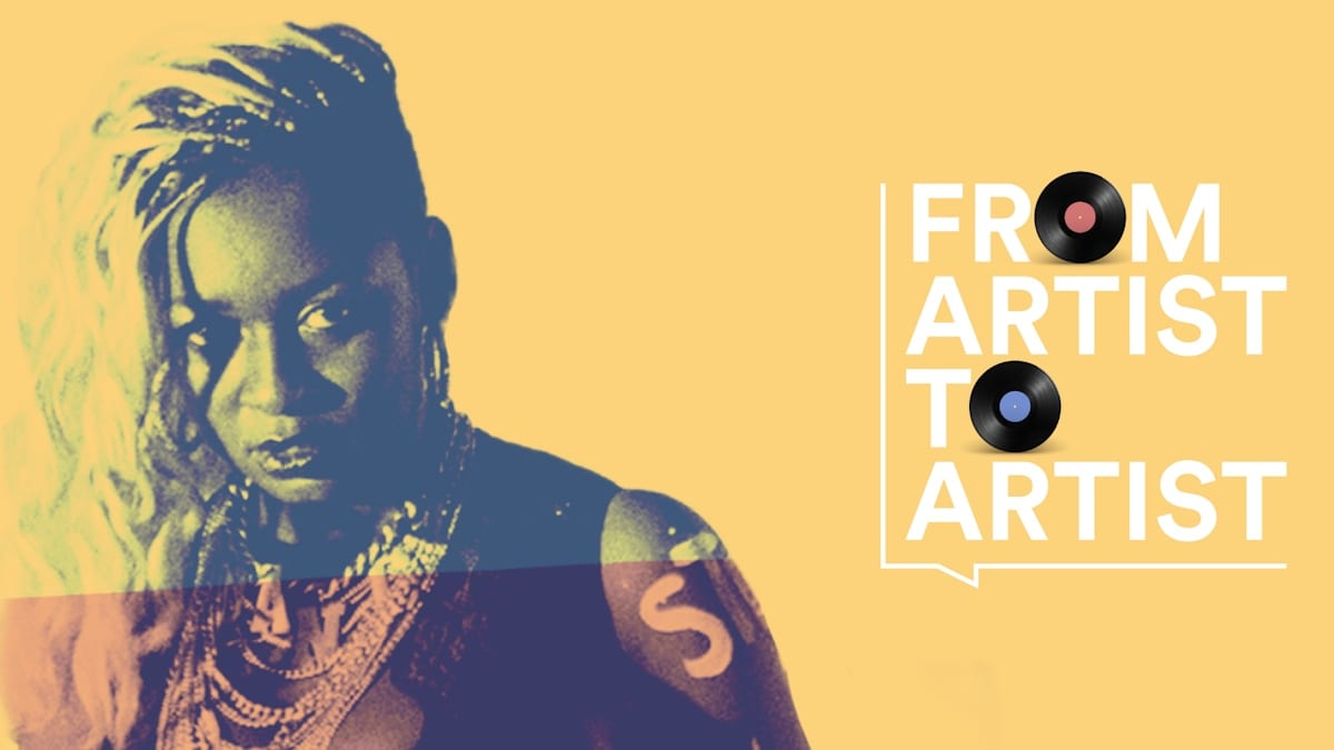 From Artist To Artist Podcast #10 with electric diva Achan Malonda